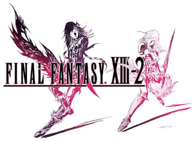 FFXIII-2 LOGO PAL