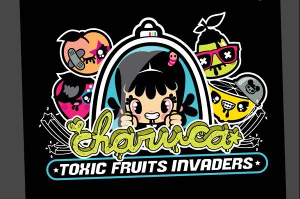 charuca toxic fruits invader