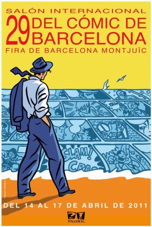 29 salon del comic de barcelona