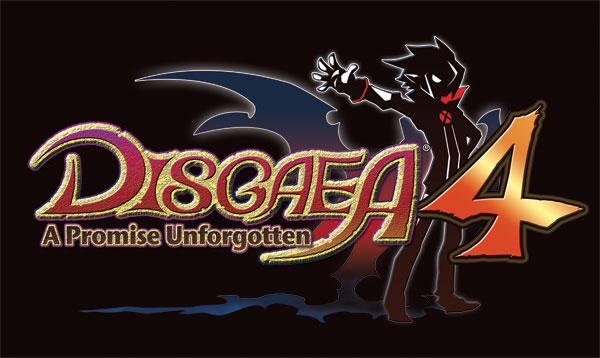 Disgaea 4 a promise unforgotten logo Cinco vídeos de Disgaea 4 con los que ansiarás visitar el inframundo