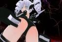 videojuego Hyperdimension Neptunia mk2 ecchi
