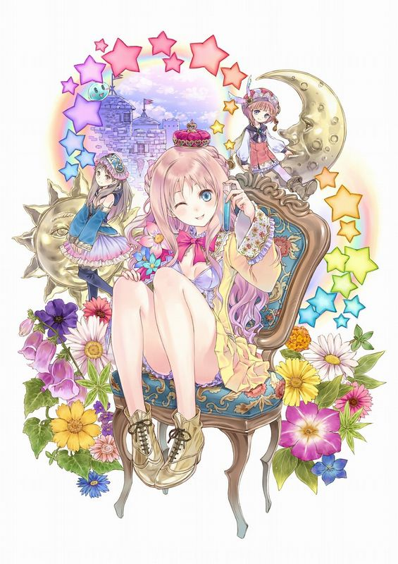 ateliermeruru46 Atelier Meruru: The Apprentice of Arland pgina splash abierta
