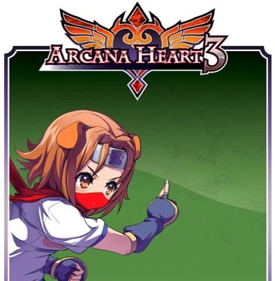 Arcana Heart 3 Konoha