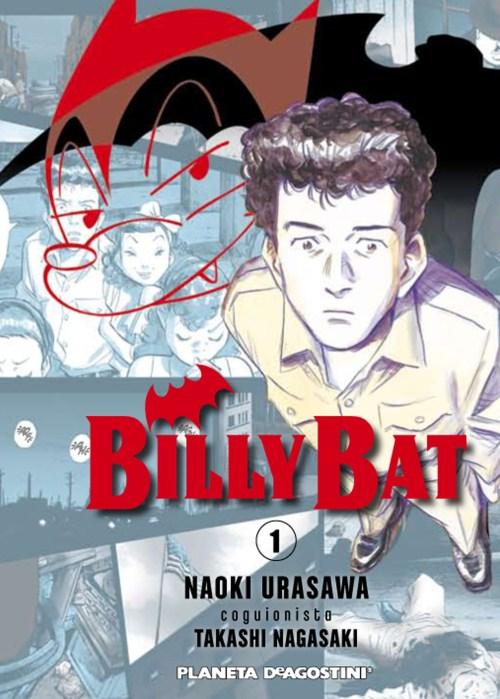 Billy Bat 01 portada