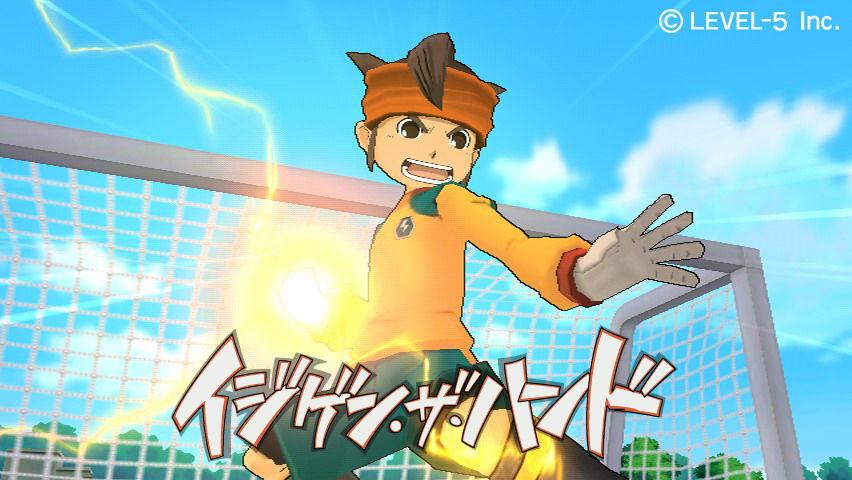 inazuma eleven strikers 03