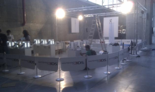 nintendo 3ds expomanga 2011