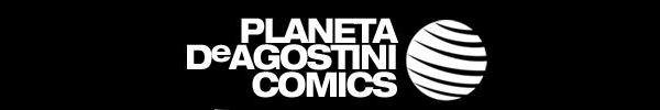 Planeta DeAgostini logo Planeta DeAgostini en el 30 Salón del Cómic de Barcelona