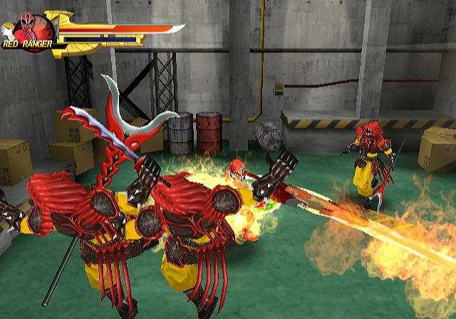 A metamorfosearse los power rangers regresan a wii y ds - Jeux de power rangers super samurai ...