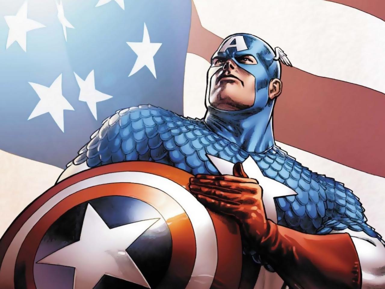 Capitan America (imagenes)