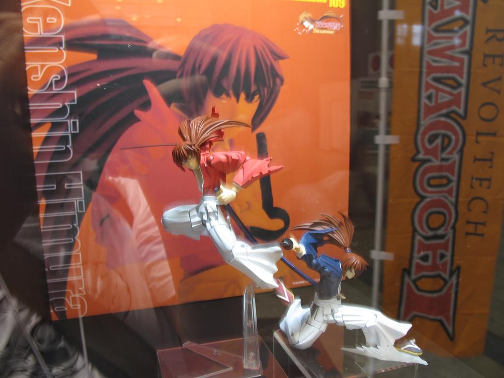 Revoltech Kenshin 01