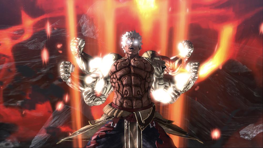 Asura's Wrath gamescom 2011 (5)