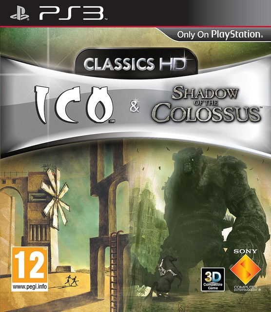 ICO & Shadow of The Colossus Classic HD