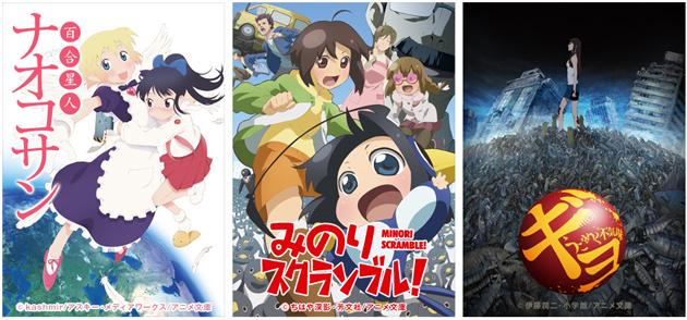 bunko Anime Bunko, un proyecto de Ufotable y Aniplex