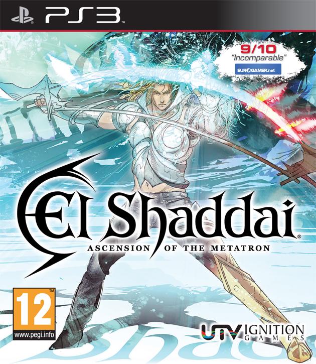 el shaddai pal cover