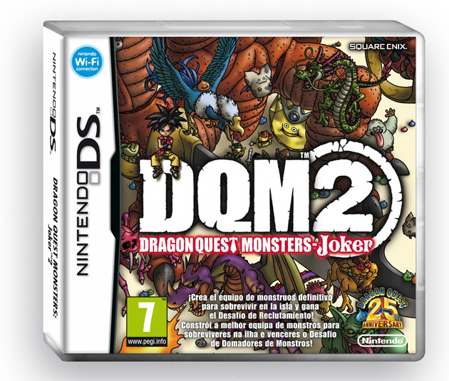 Dragon Quest Ix Centinelas Del Firmamento Nds Espanol