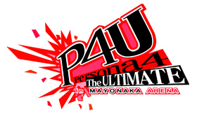 P4u logo Primer triler para Persona 4 The Ultimate in Mayonaka Arena