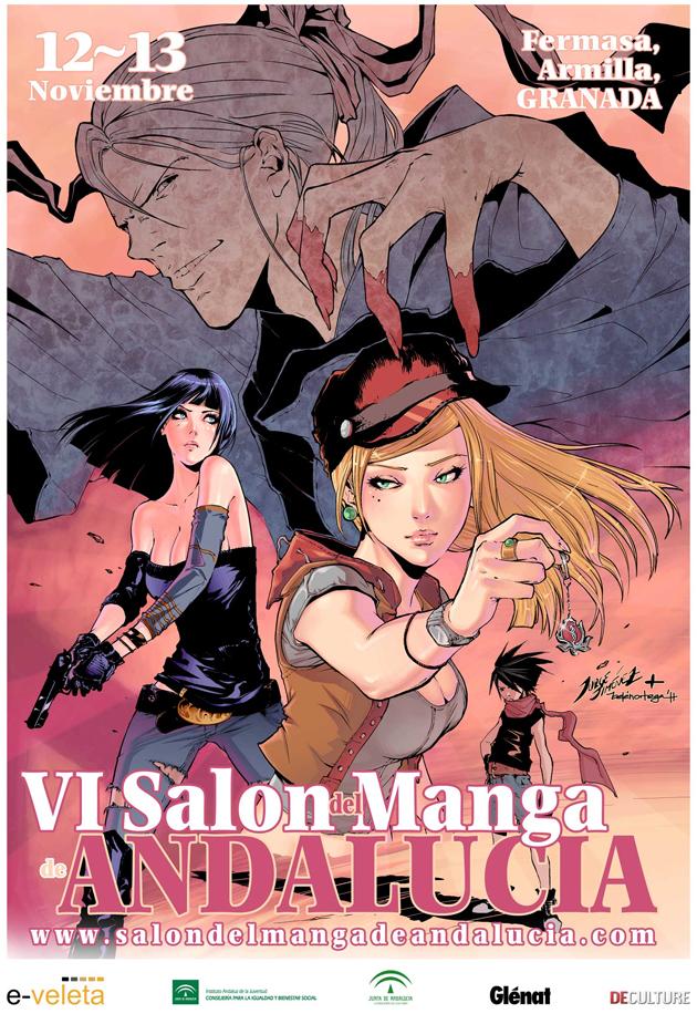 VI Salón del Manga de Andalucía