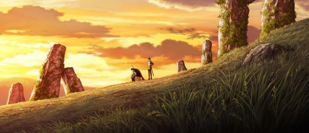 Berserk 11 Película Berserk: La Edad de Oro I   El huevo del Rey Conquistador licenciada por Selecta Visión
