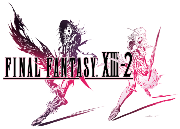 Final Fantasy XIII-2 logo pal
