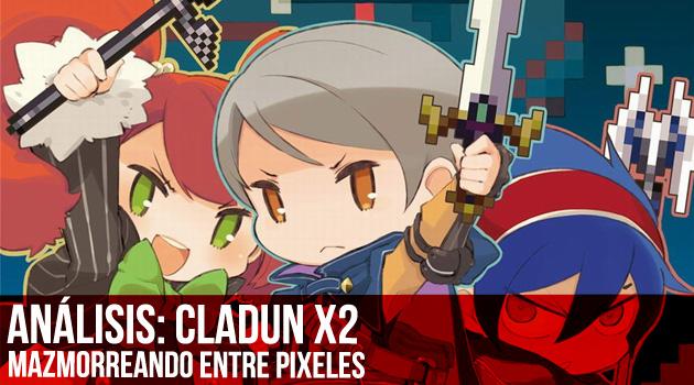 analisis cladun x2