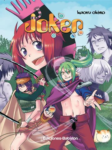 joker ediciones babylon