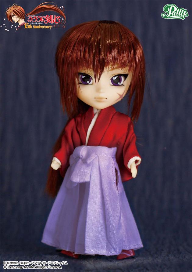 muñeca pullip rurouni kenshin 01