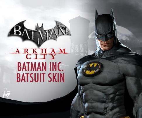 Batman Arkham City DLC (2)