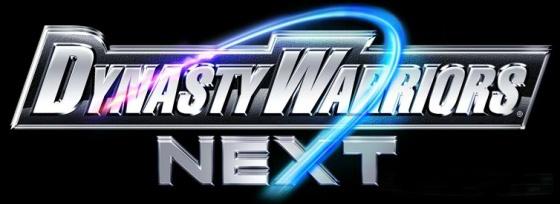 Dynasty Warriors Next Logo EUR