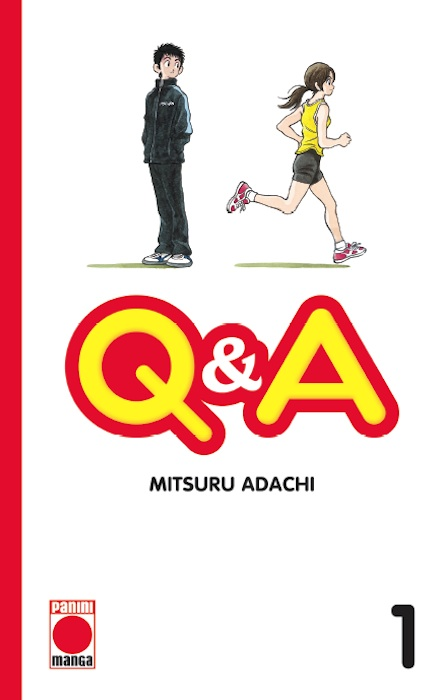 Q&A portada panini