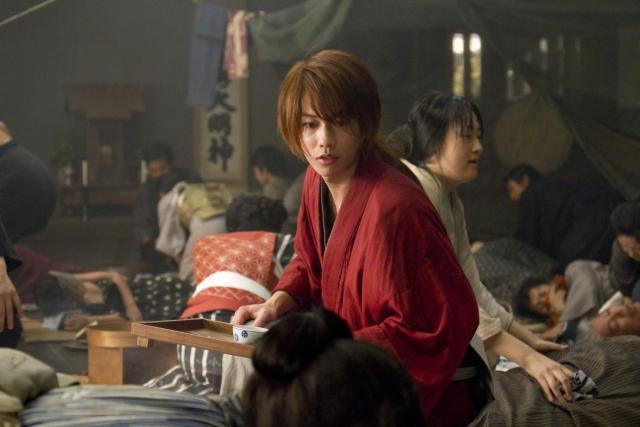 Imágenes de 'Rurouni Kenshin', la película