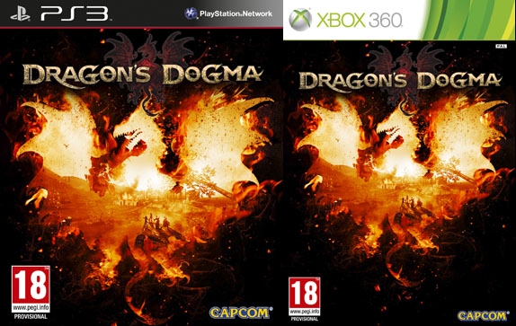 Dragons Dogma portada pal Dragons Dogma incluye demo de Resident Evil 6