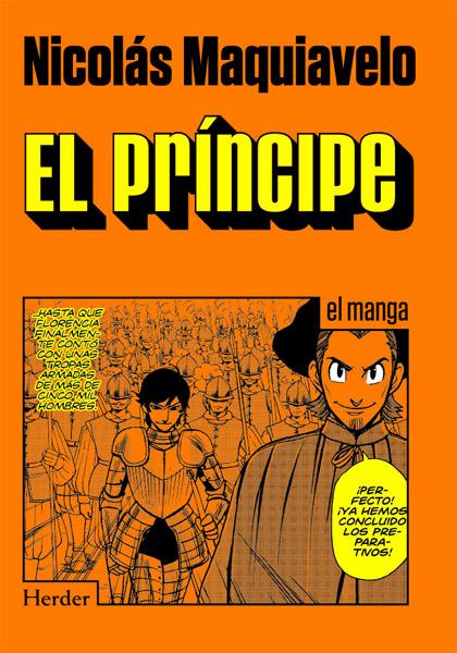 El Principe manga
