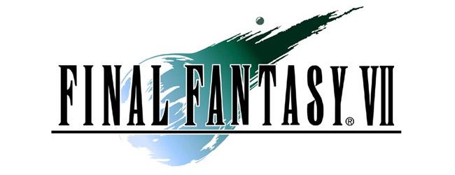 Final Fantasy VII logo