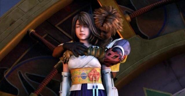 Final Fantasy X ending