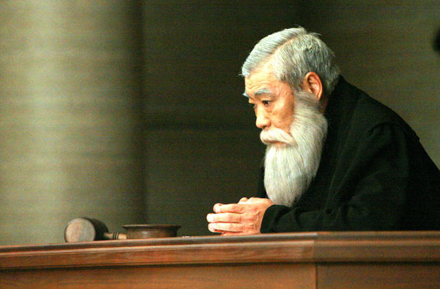 Película Phoenix Wright Ace Attorney Juez Película Phoenix Wright Ace Attorney: imágenes y actores