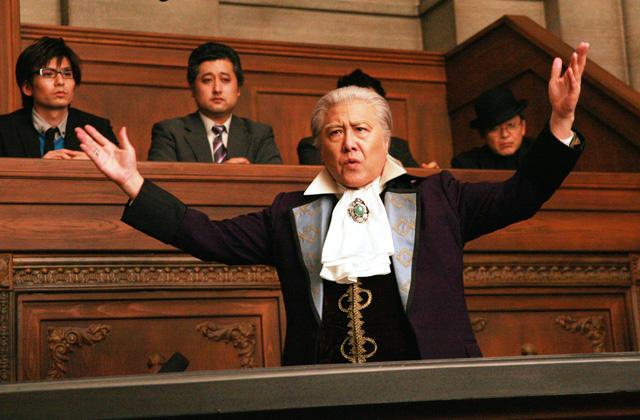 Película Phoenix Wright Manfred Von Karma Película Phoenix Wright Ace Attorney: imágenes y actores