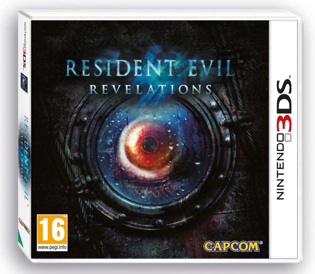 Resident Evil Revelations portada pal