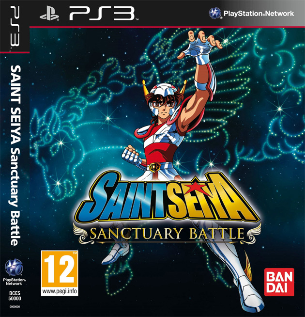 Saint Seiya Sanctuary Battle Cover