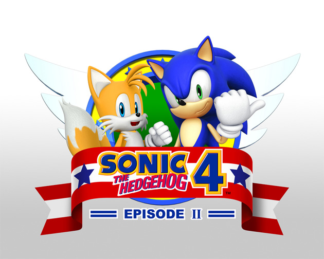 Sonic The Hedgehog 4 Episode II logo
