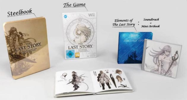 The Last Story Limited Edition