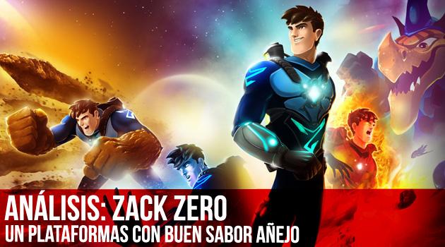 analisis zack zero