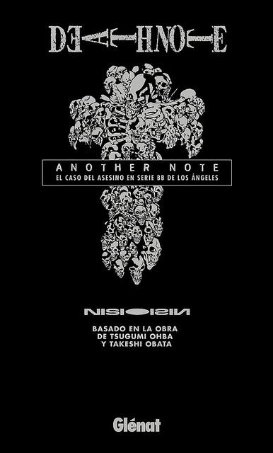 Death Note Another Note el caso del asesino en serie BB de Los Ángeles