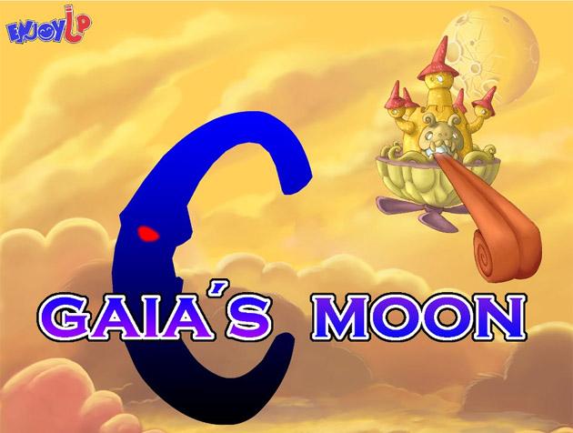 Gaia's Moon logo