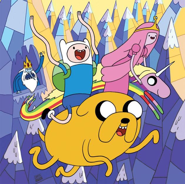 10 Extrañas teorías sobre los dibujos animados que mirabas