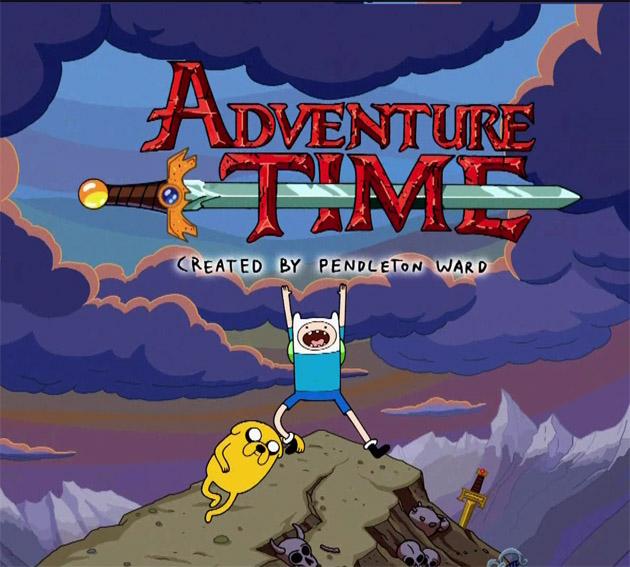Hora de aventuras Hora de Aventuras es un éxito en Boing, merchandising para Navidad