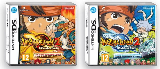 [Hilo único] Guia Inazuma Eleven 2 Blizzard/Fire