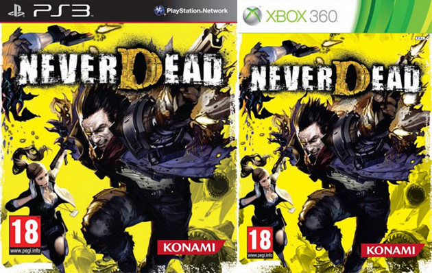 Neverdead Portada PAL