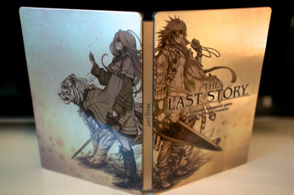 The Last Story estuche metálico