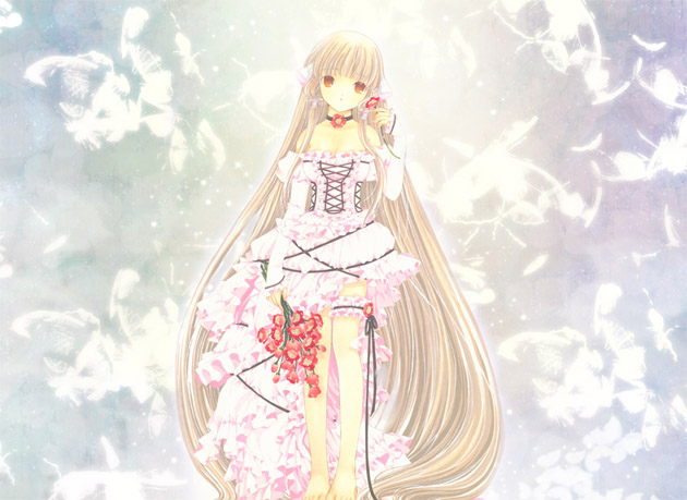 clamp chobits