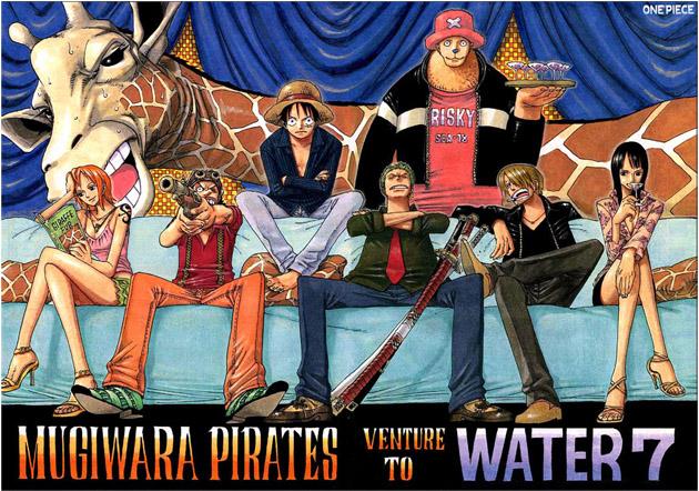 one piece water 7 boing La sexta temporada de One Piece se estrena el 13 de febrero